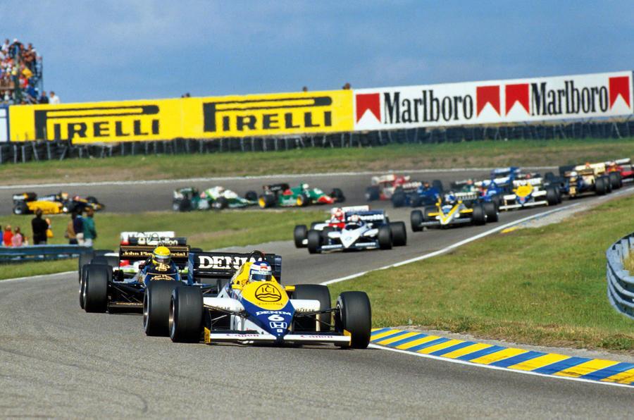 Dutch GP 1985