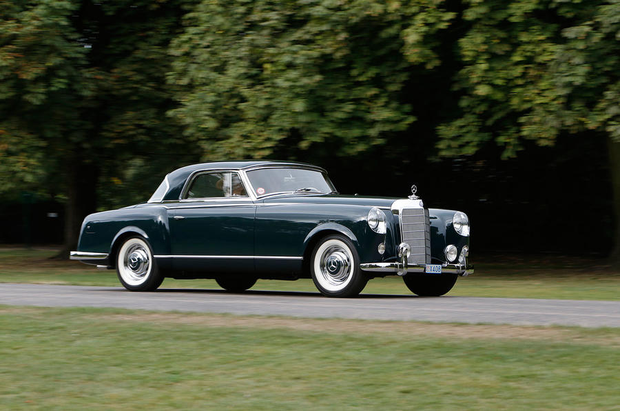 1954 Bentley R-Type Continental H.J. Mulliner 'Fastback' Sports Saloon