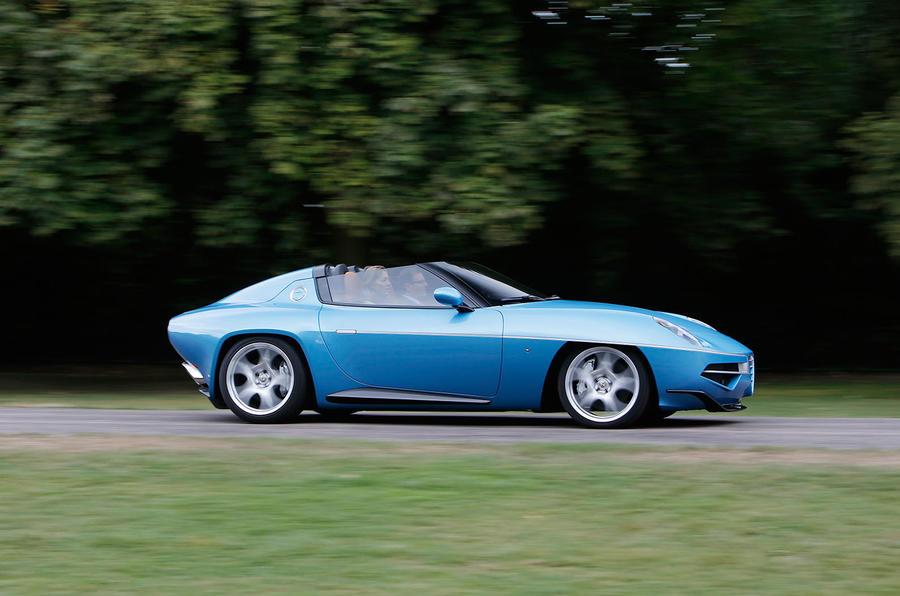 2016 Alfa Romeo Touring Disco Volante Spyder