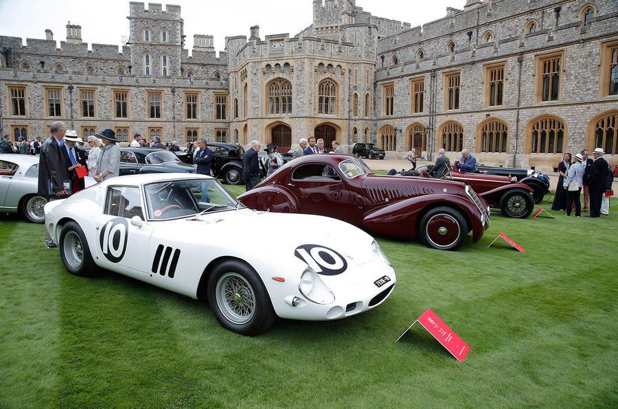 1962 Ferrari 250 GTO ex-Graham Hill