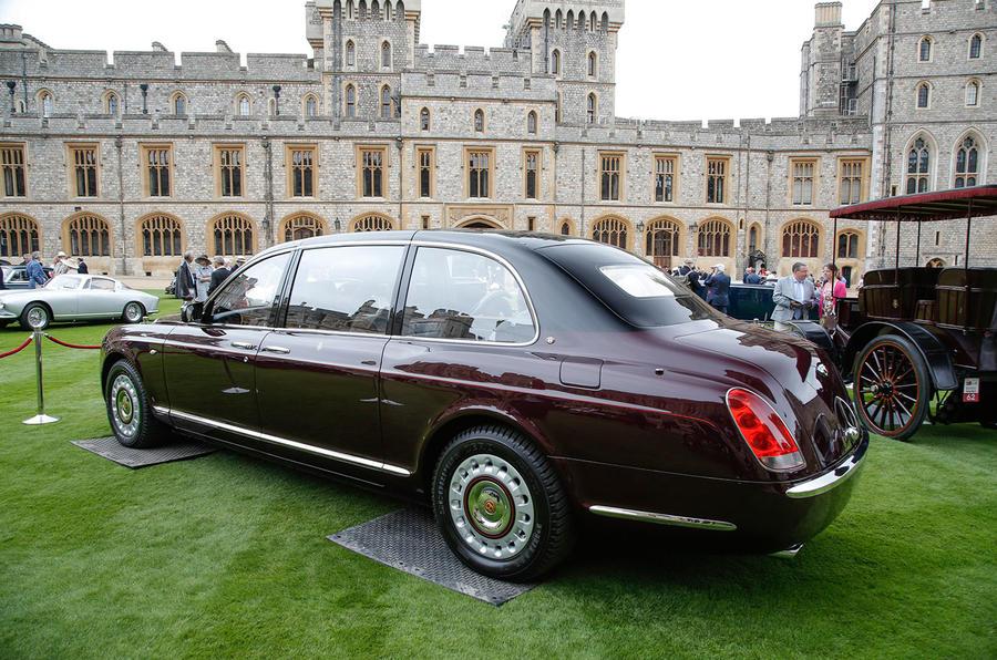 2002 Bentley State Saloon by Mulliner 'Bentley No.1'