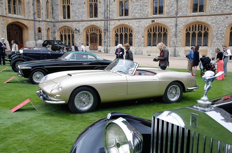 1958 Ferrari 250 GT Pinin Farina Series I Cabriolet