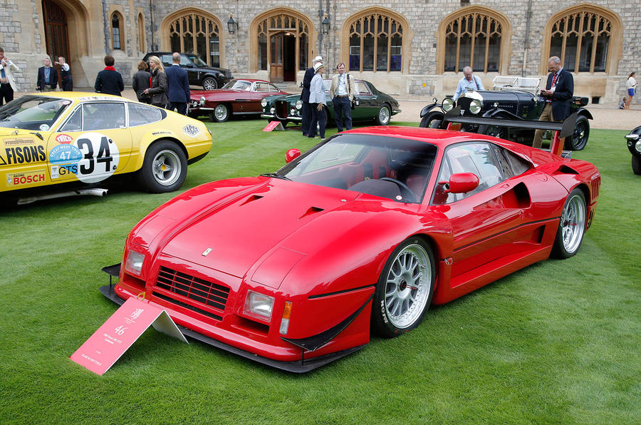 1988 Ferrari 288 GTO Evoluzione