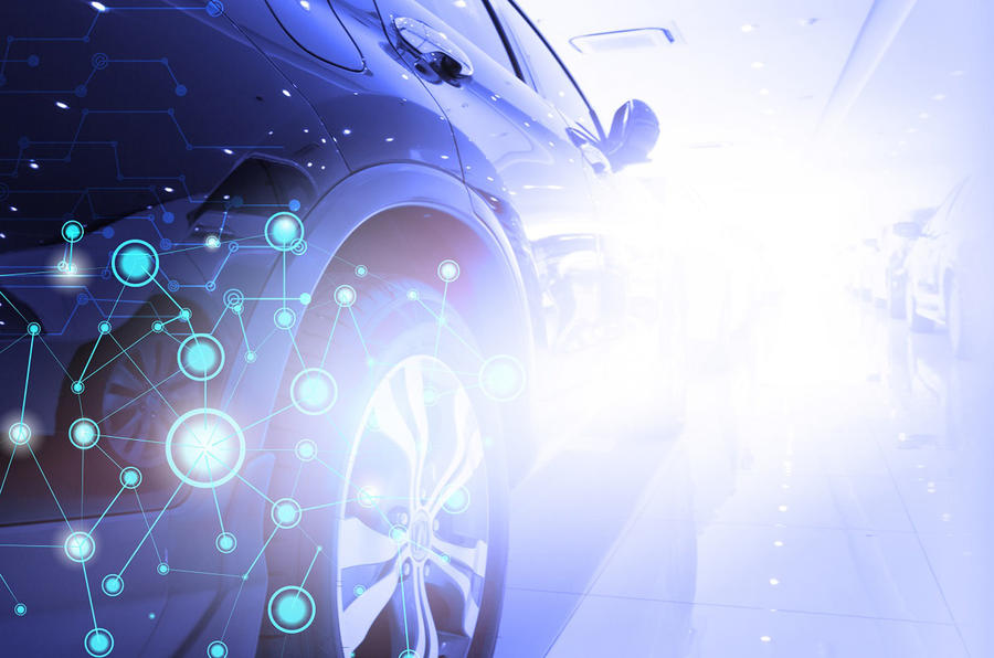 Bridgestone and Microsoft - connected tyre software