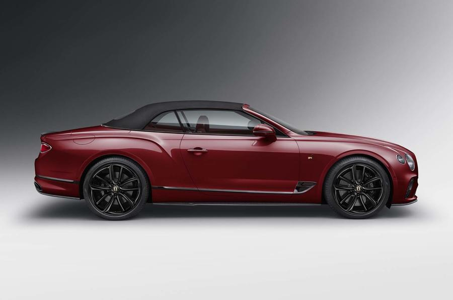 Bentley Continental GTC Number 9 Edition by Mulliner
