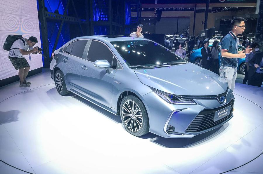 Used Toyota Prius For Sale >> New Toyota Corolla: UK-bound saloon variant launched | Autocar