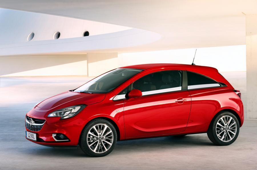 Vauxhall Corsa EV to be launched by 2020