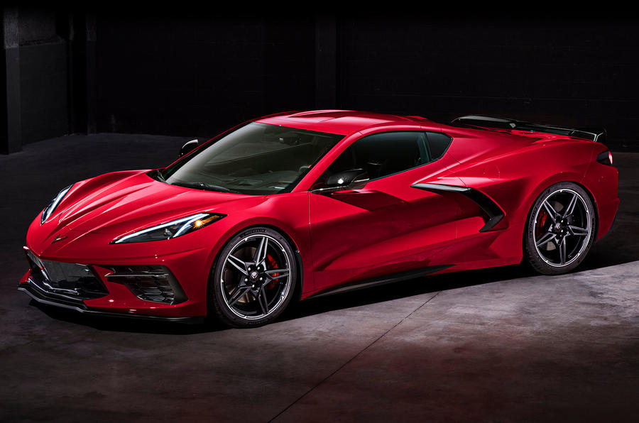 Chevy's mid-engine C8 Corvette: Watch the livestream unveiling here