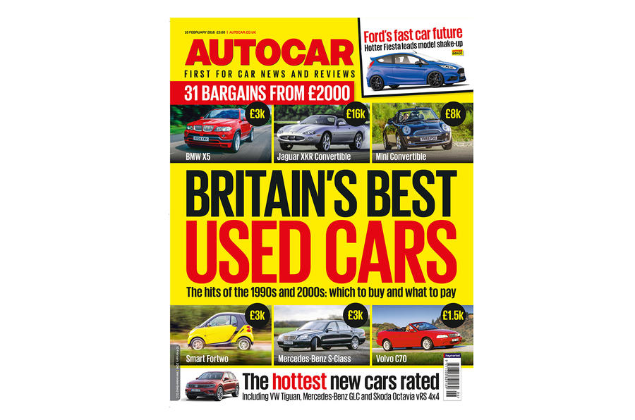 Autocar magazine 10 February – out now | Autocar