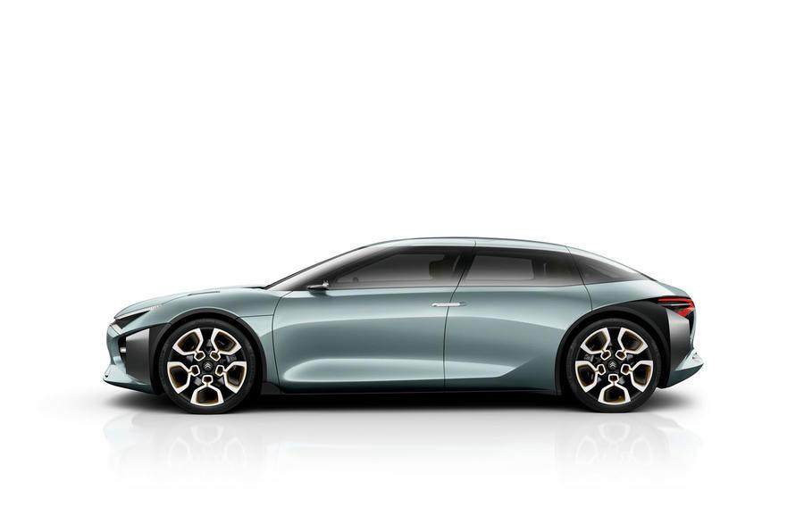 Citroen reveals new flagship concept