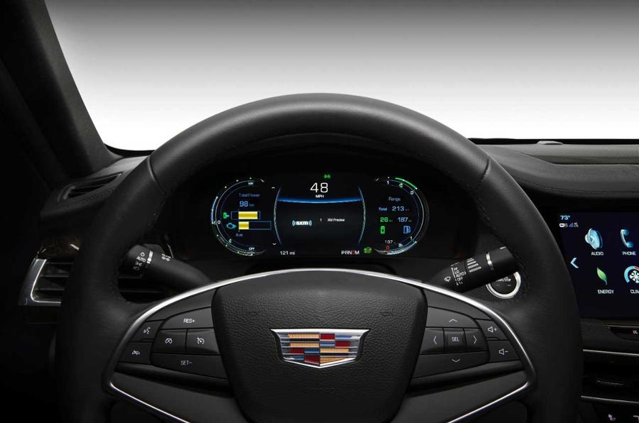 Cadillac CT6 plug-in hybrid lands in LA