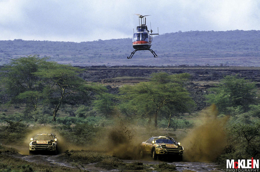 East Africa's Safari Rally