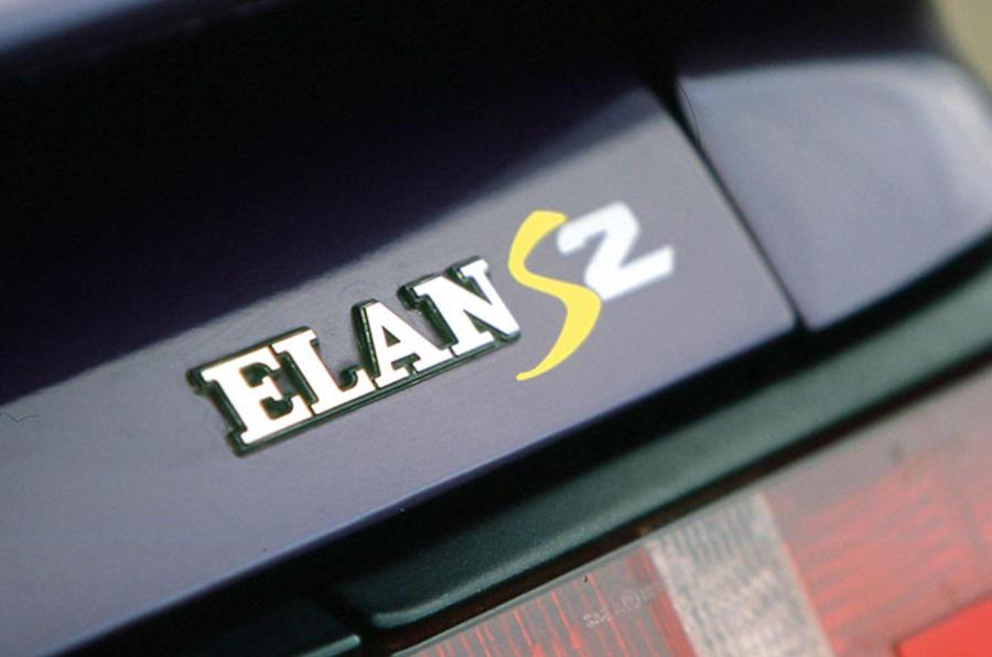 Elan badge