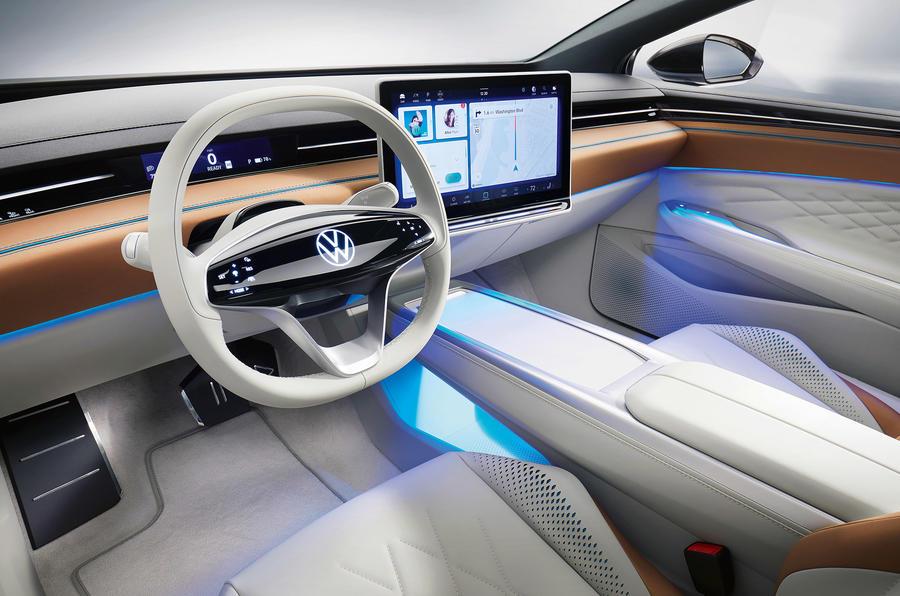 Volkswagen ID Space Vizzion 15