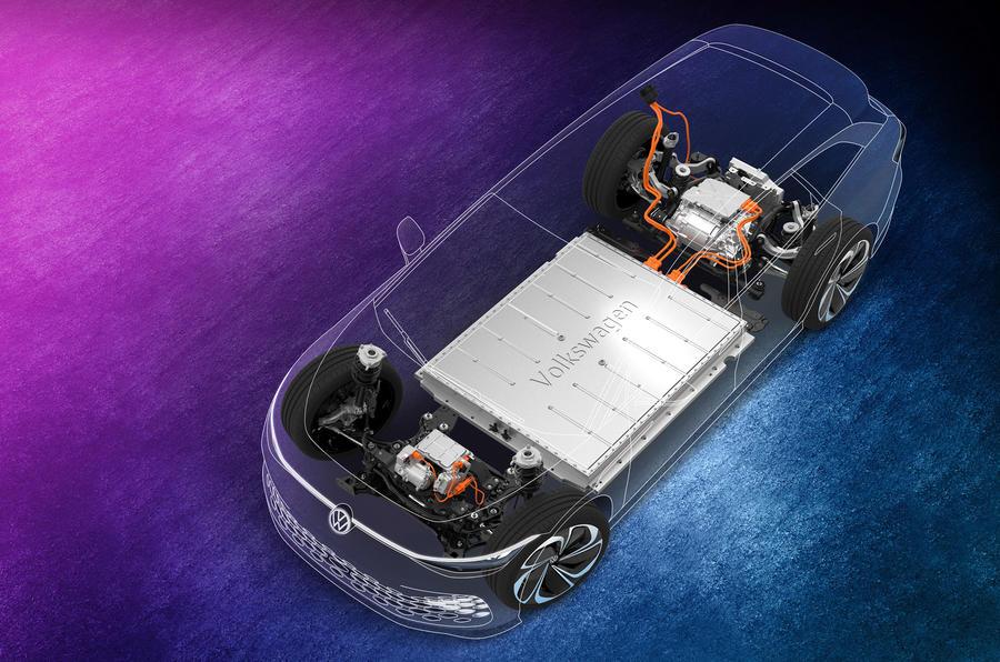 Volkswagen ID Space Vizzion 6