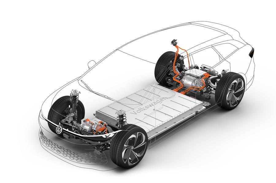 Volkswagen ID Space Vizzion 7