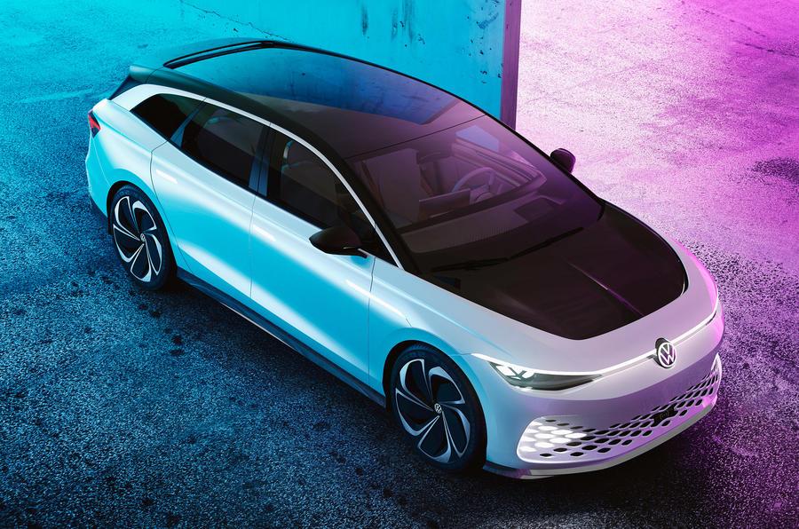Volkswagen ID Space Vizzion 3