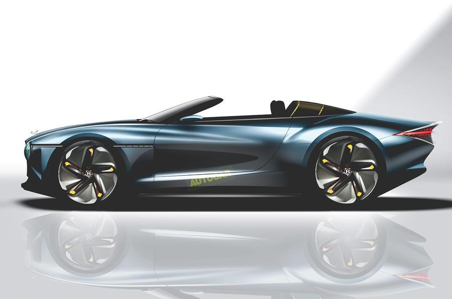 Bentley render