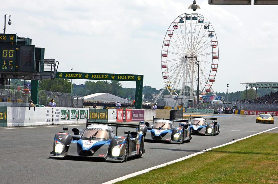 Peugeot 2009 Le Mans