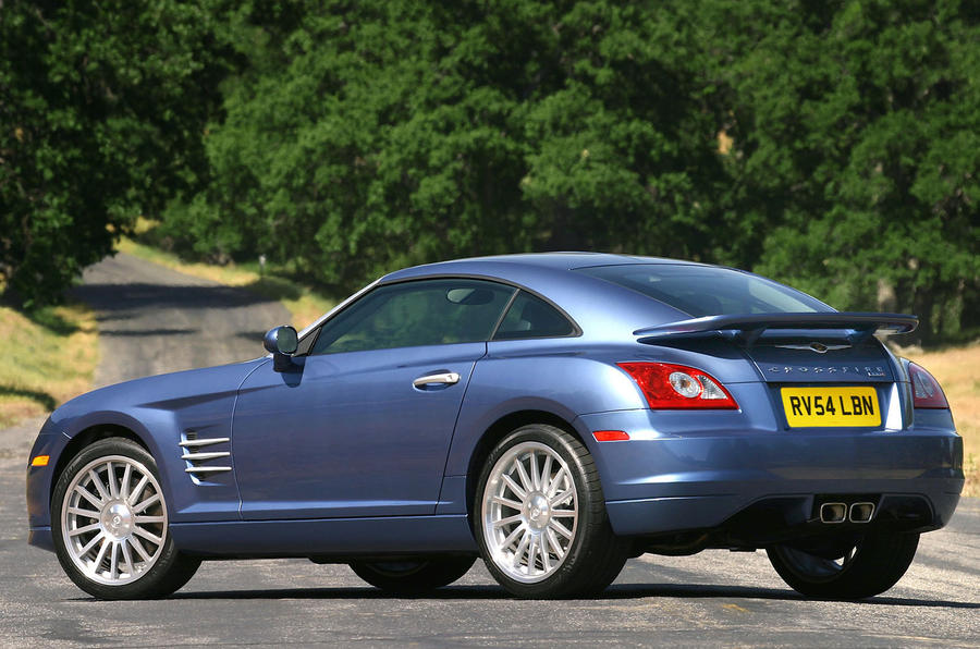Purchase Used Chrysler Crossfire Convertible Grey: Used Car Buying Guide: Chrysler Crossfire