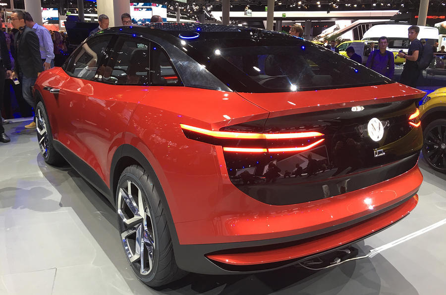 lots of talk but where were the vw group 39 s electric cars at frankfurt autocar. Black Bedroom Furniture Sets. Home Design Ideas