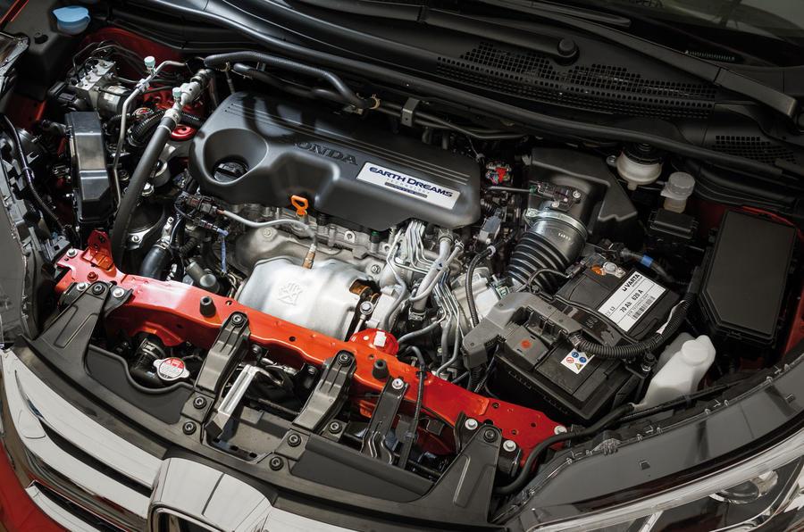1.6-litre Honda CR-V diesel engine