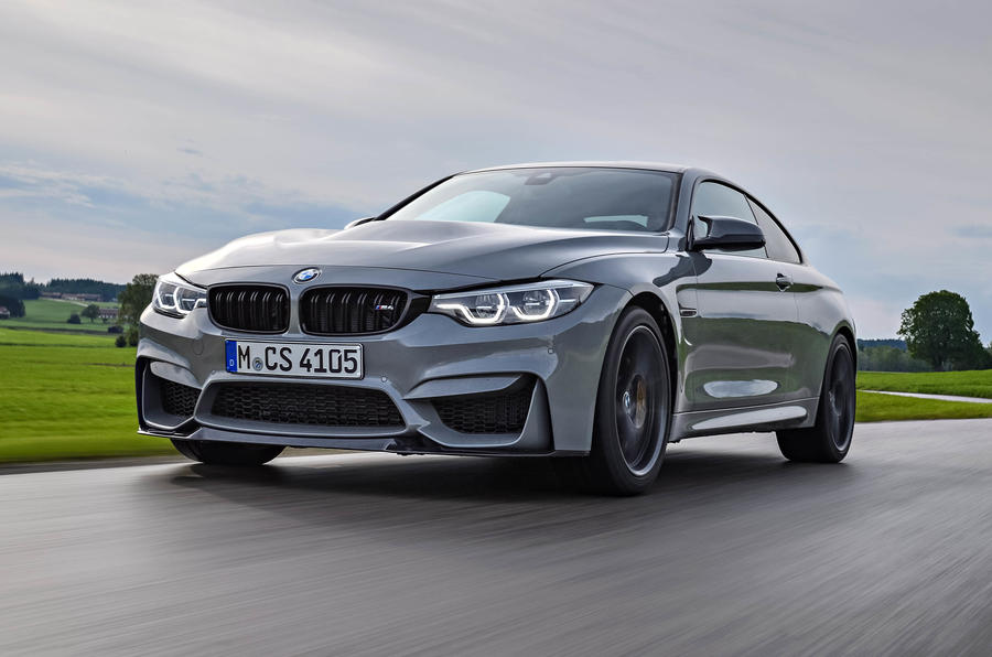 Bmw M4 Cs 2017 Review Autocar