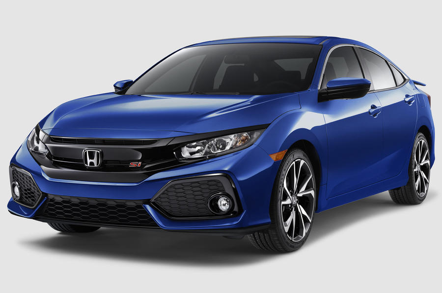 Honda Civic Si saloon