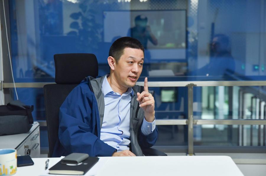 Nio CEO Li in