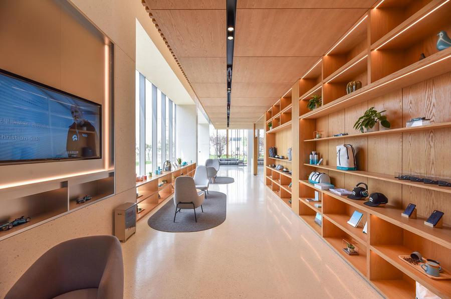Nio House interior