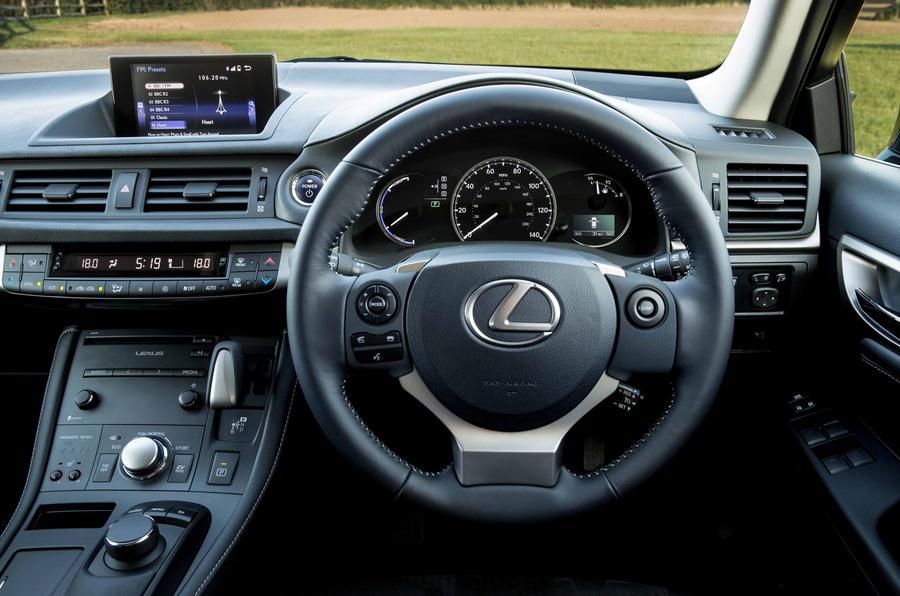 Lexus CT200h Sport added to model range