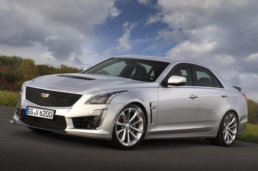 £75,255 Cadillac CTS-V