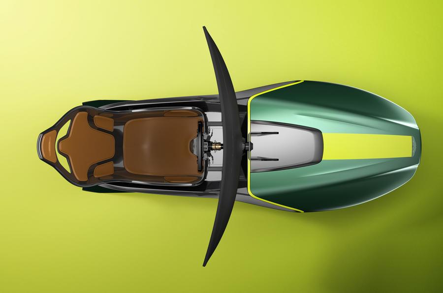 Aston Martin x Curv AMR-C01
