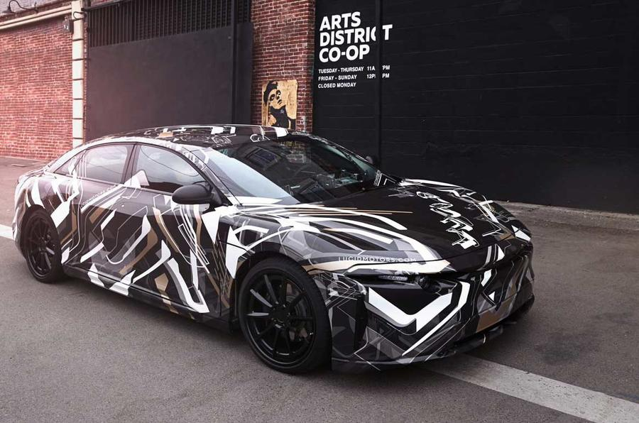 Lucid Motors to build Tesla-rivalling electric model in Arizona