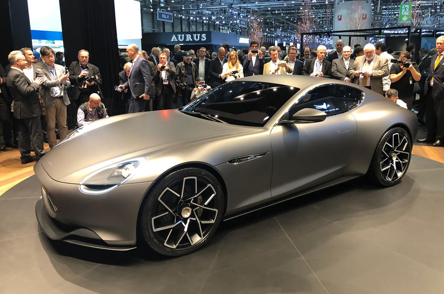 Piech brand launched with electric sports car at Geneva | Autocar
