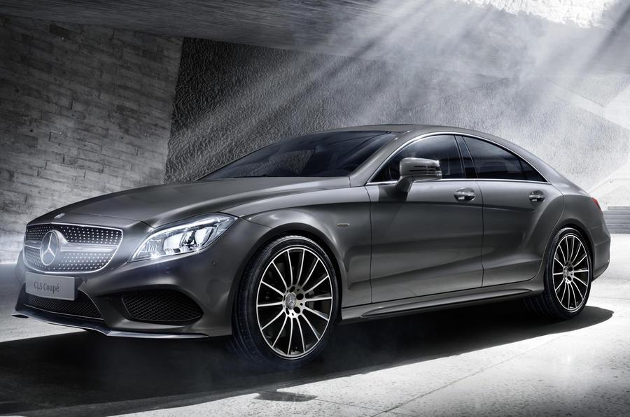 ... Mercedes Benz CLS Final Edition ...