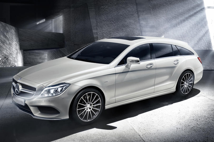 Mercedes-Benz CLS Shooting Brake Final Edition