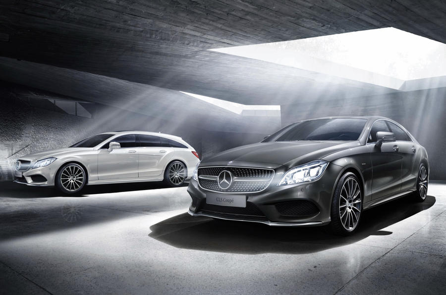 mercedes benz cls final edition paves way for new model autocar. Cars Review. Best American Auto & Cars Review