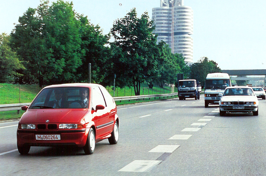 1992 BMW E1