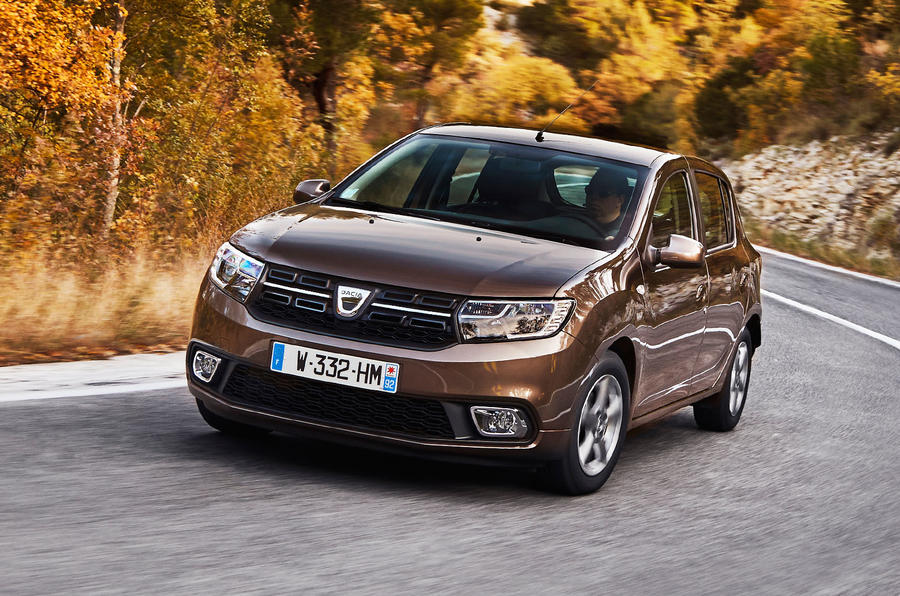 2017 dacia sandero 1 0 sce 75 laureate review review autocar. Black Bedroom Furniture Sets. Home Design Ideas