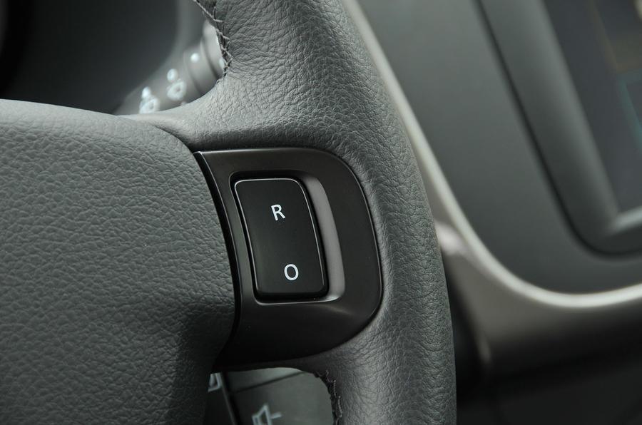 Dacia Sandero Stepway LPG cruise control