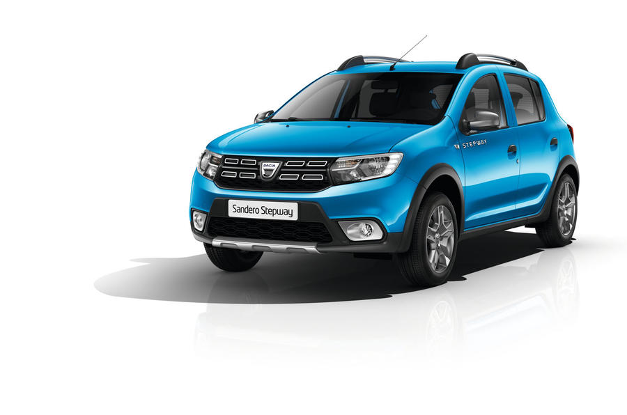 2017 dacia sandero on sale now priced from 5995 autocar. Black Bedroom Furniture Sets. Home Design Ideas