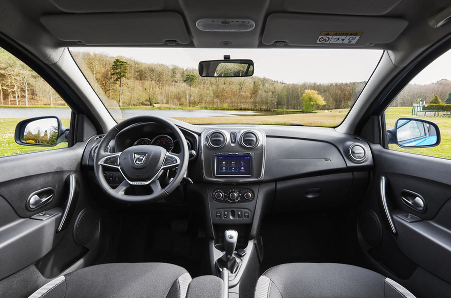 New dacia logan mcv stepway on sale now priced from 11495 autocar 2017 dacia logan mcv stepway revealed publicscrutiny Image collections