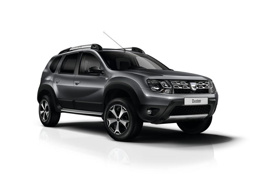 Dacia top-spec SE Summit Duster