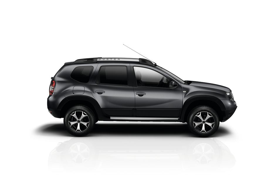 dacia introduces top spec se summit to suv range autocar. Black Bedroom Furniture Sets. Home Design Ideas