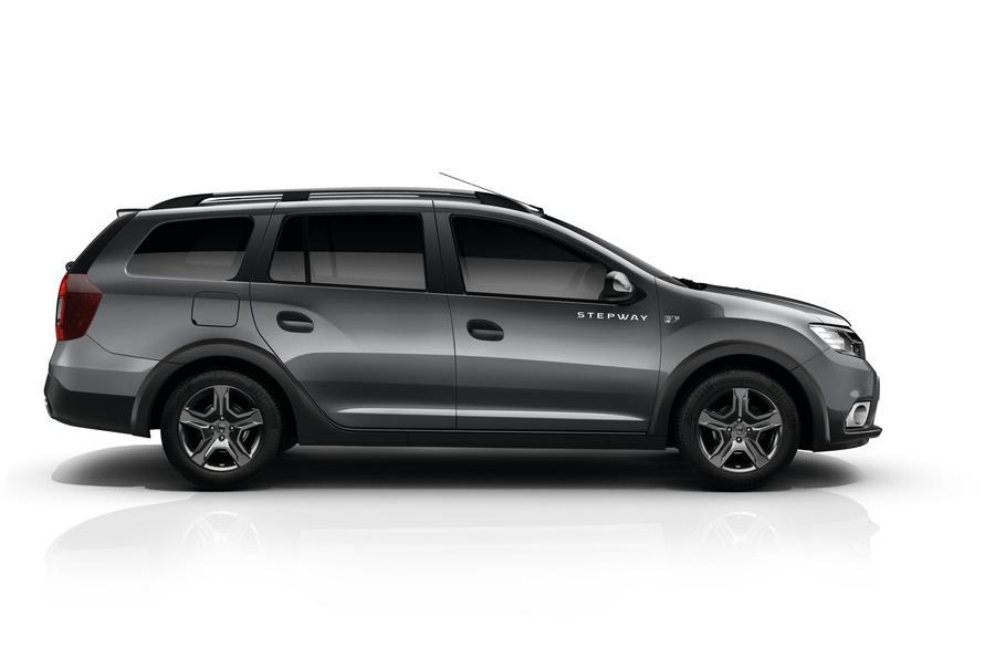 Dacia top-spec SE Summit Logan MCV Stepway