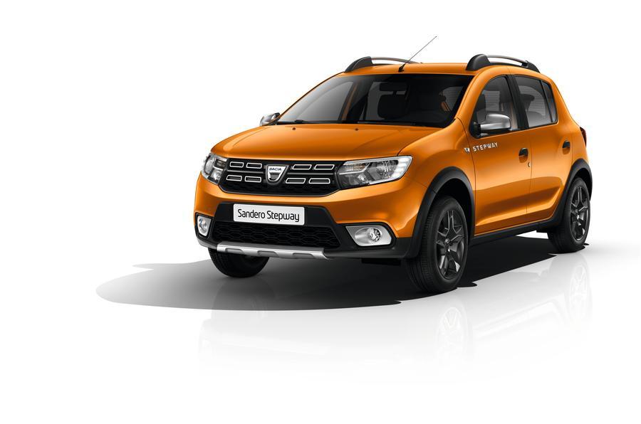 Dacia top-spec SE Summit Sandero Stepway