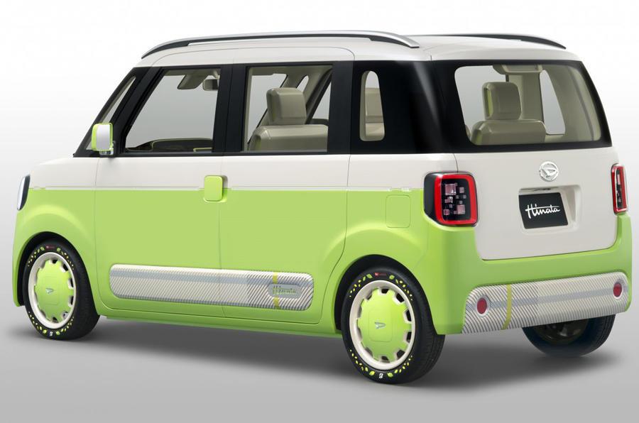 Daihatsu Concept Automobil Bildideen