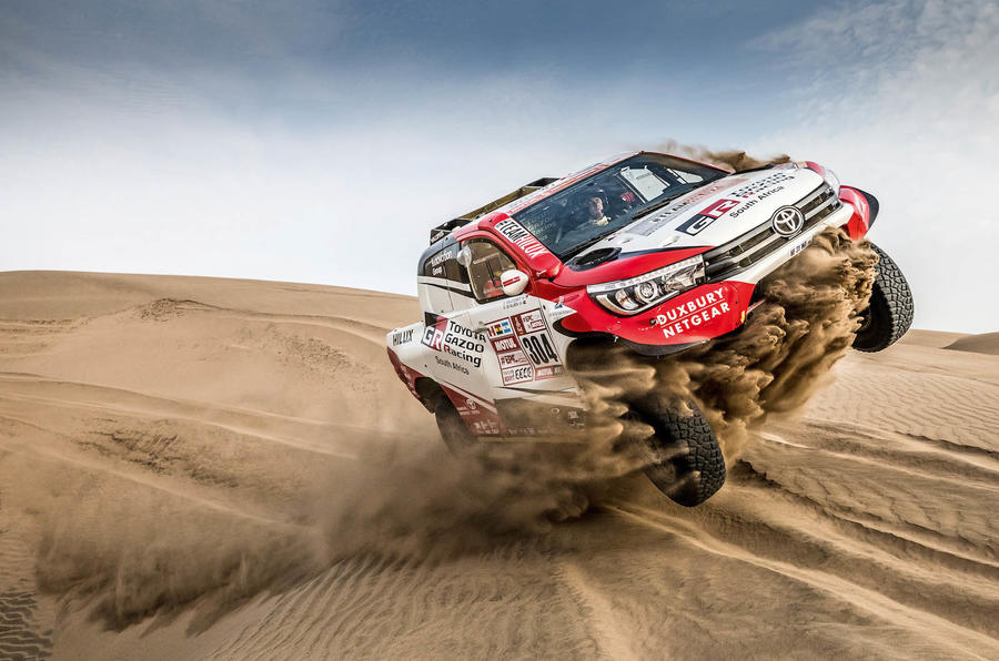 Dakar Rally How To Survive The World S Toughest Race