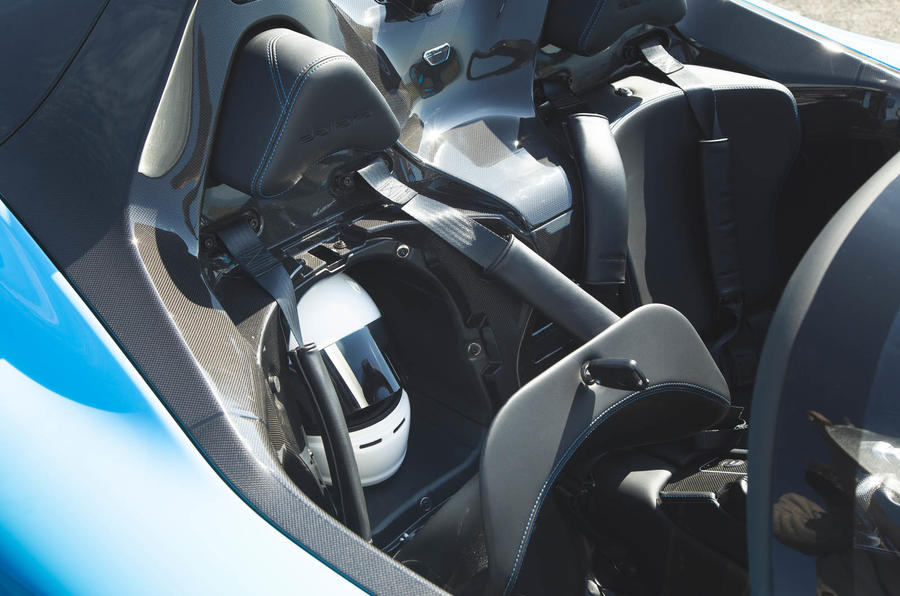 Dallara Stradale 2019 UK first drive review -